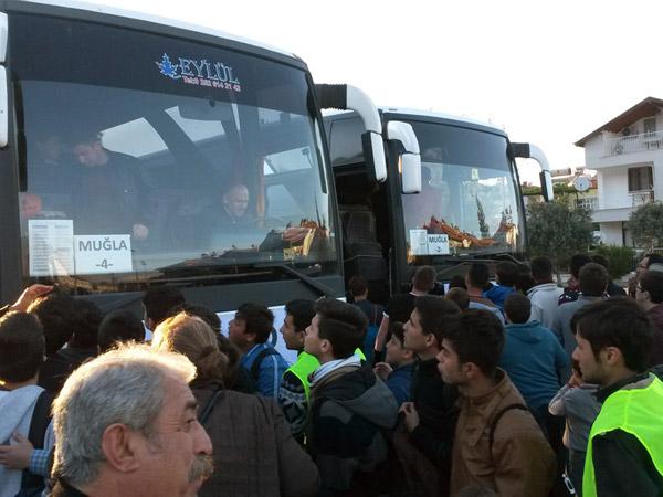 Anadolu Gençlik'ten Çanakkale Çıkarması